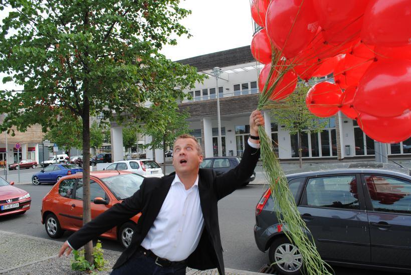 Blume2000 - Jubiläum